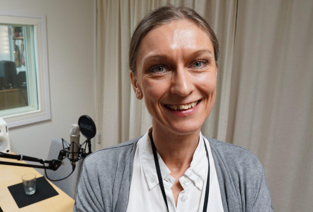 Nell Walden gäst Jessica Sjöholm Skrubbe